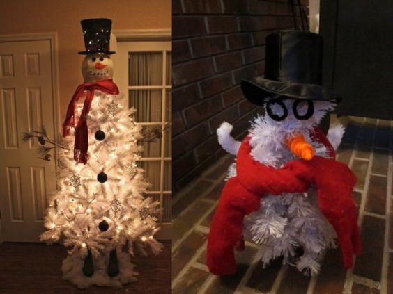 Christmas Fails árbol de Navidad