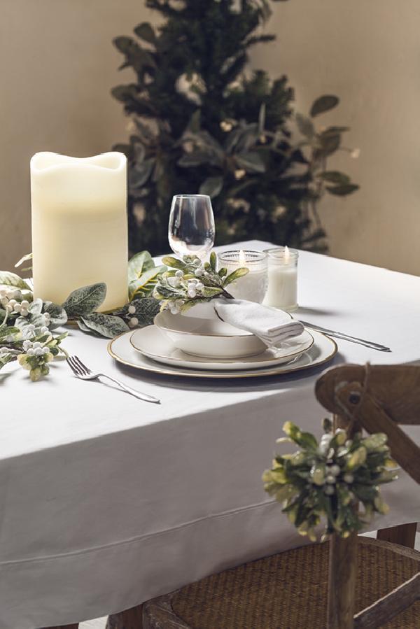 Mesas de Navidad 2017 - Muy Mucho