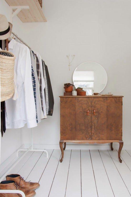 Decorar una casa de alquiler muebles vintage