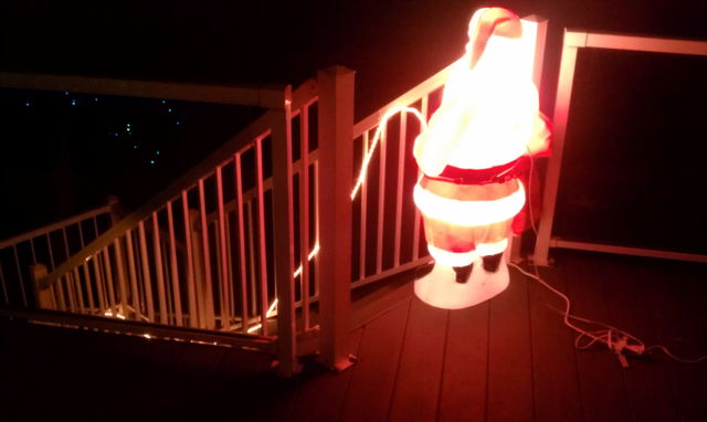 Christmas Fails Papa Noel