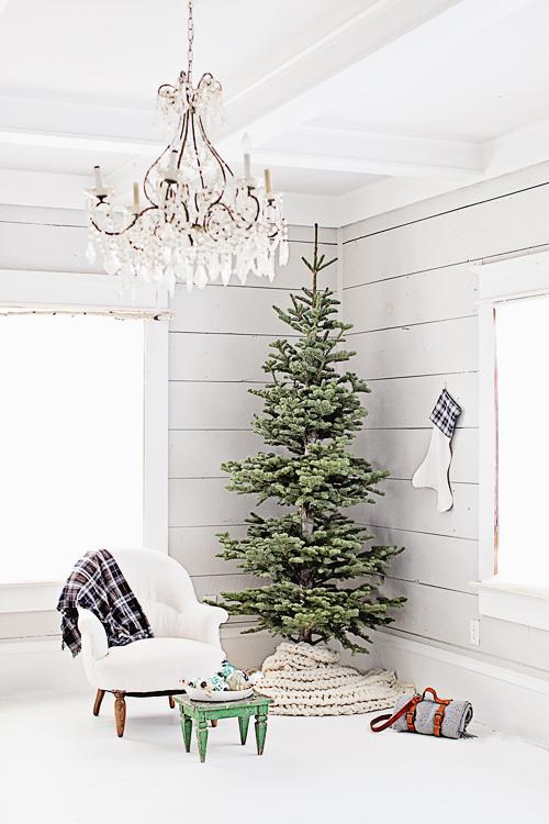 Decoración Navideña con aires nórdicos - Imagen