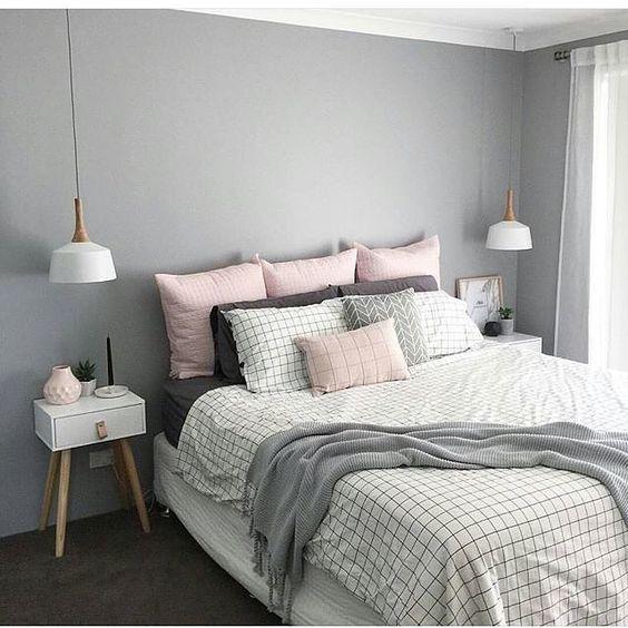 Decorar una casa de alquiler dormitorio