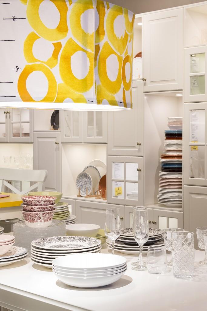 Cocinas del futuro Ikea colores
