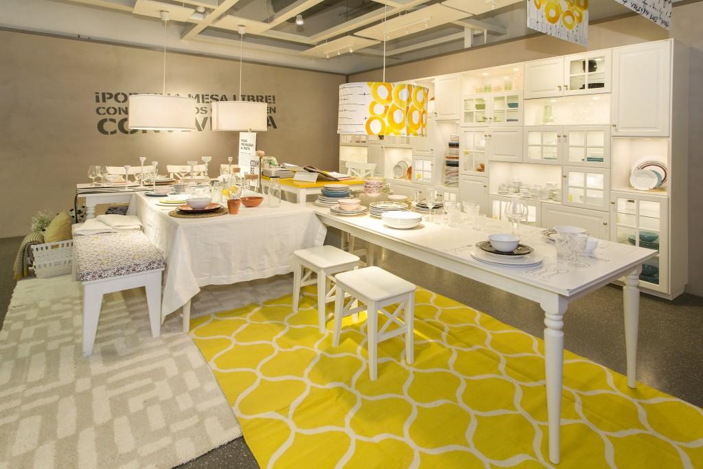 Cocinas del futuro según Ikea mezcla de estilos