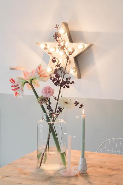 Marcar la diferencia al decorar - flores