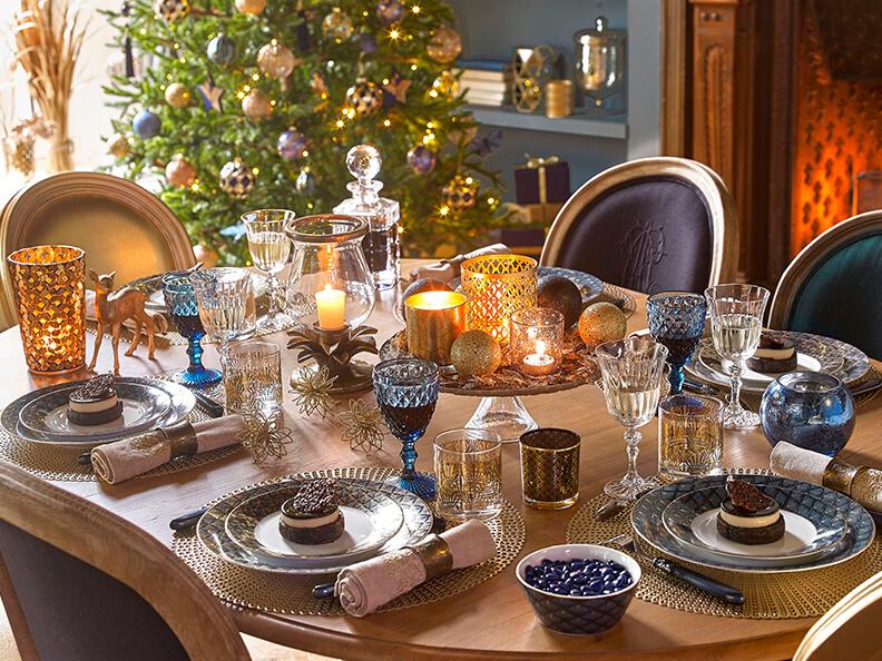 Mesas de Navidad 2017 Milord