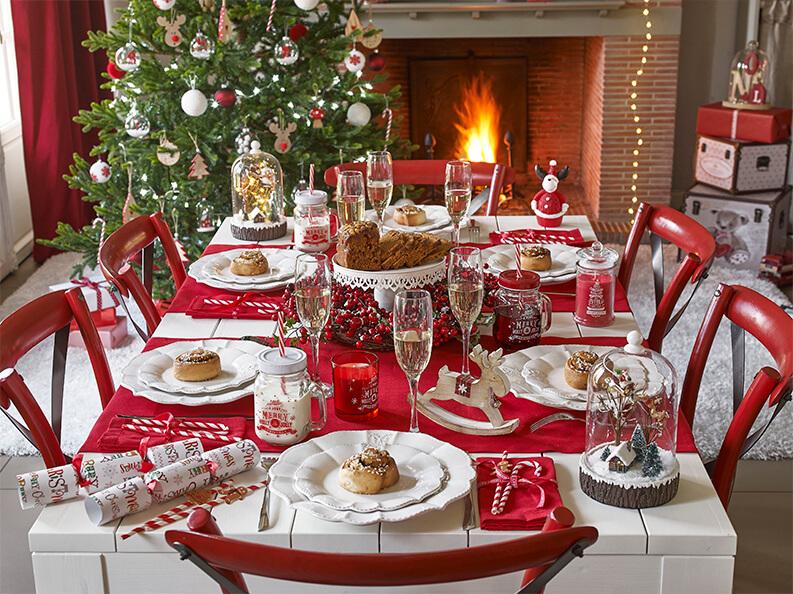 Mesas de Navidad 2017 Tradition