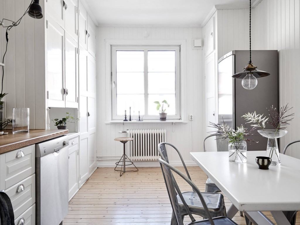 Decorar en tonos grises cocina 2