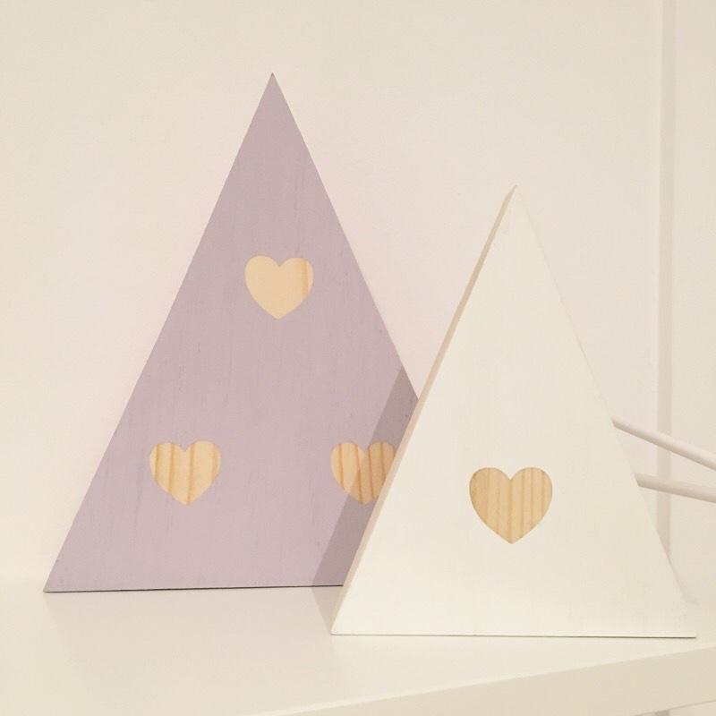 set de dos triángulos: carta a los Reyes Magos