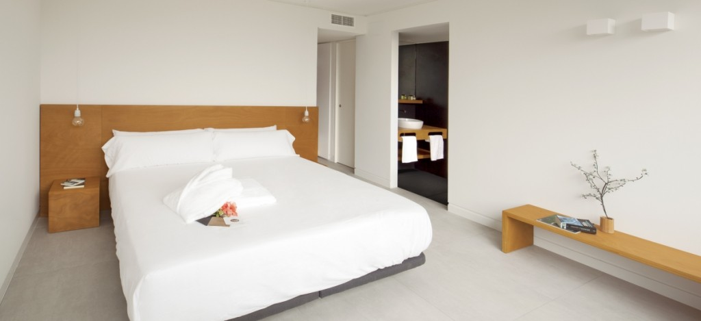 Hotel para dos suites