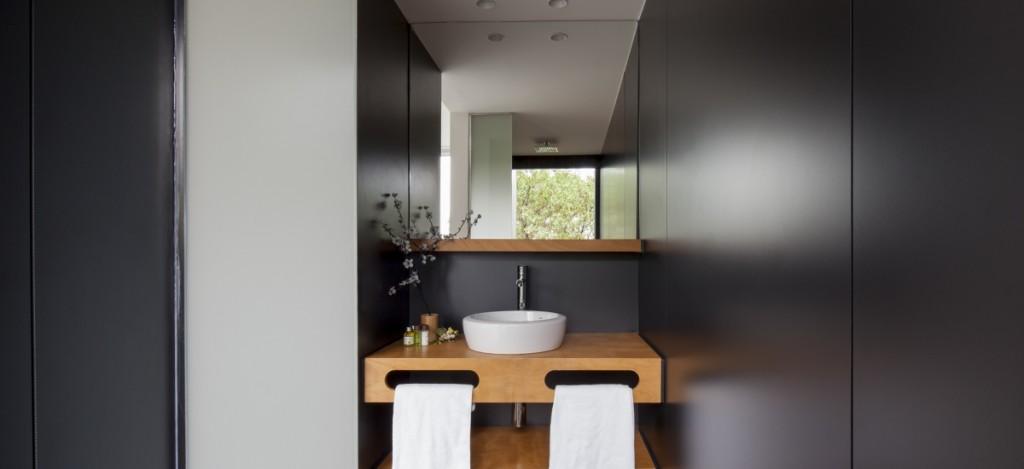 Hotel para dos baño