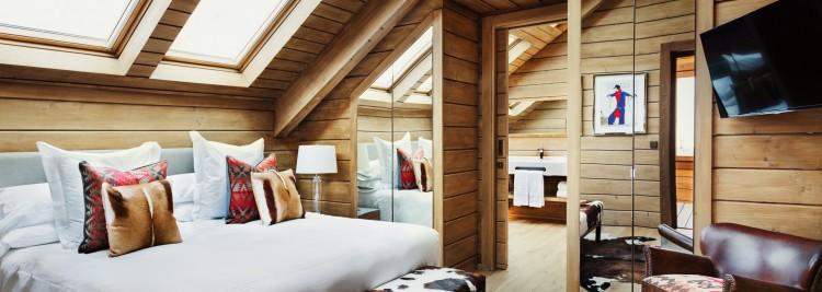 Hotel de Estilo Nórdico en la Nieve