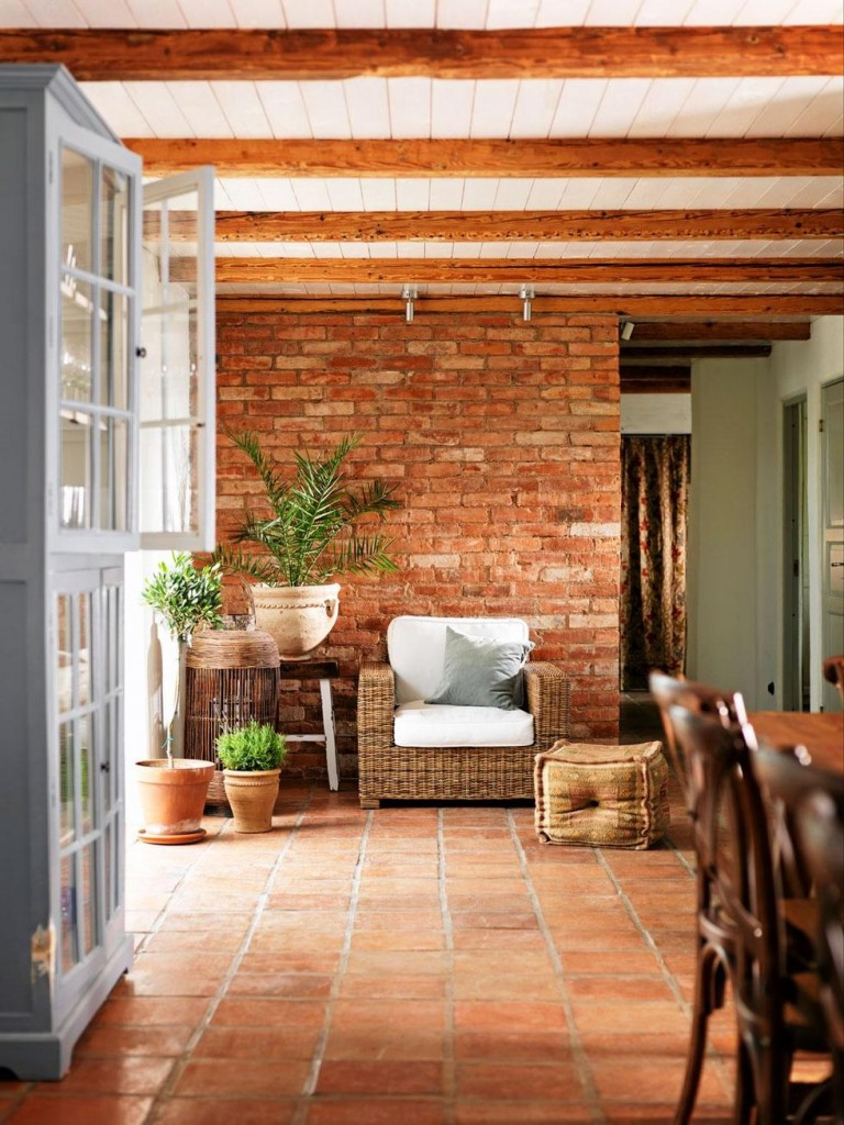 Terracotta tendencias en decoración nórdica 2017