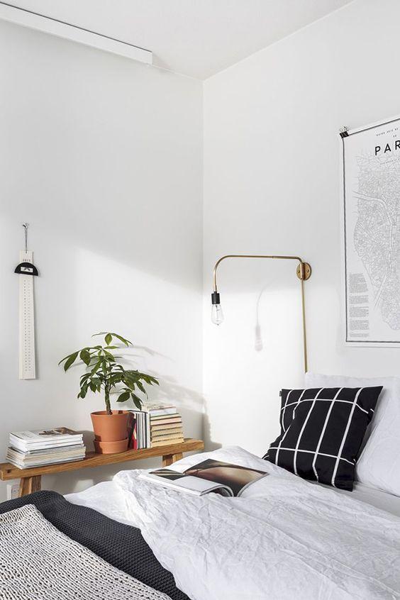 Errores al decorar con soluciones sencillas dormitorio