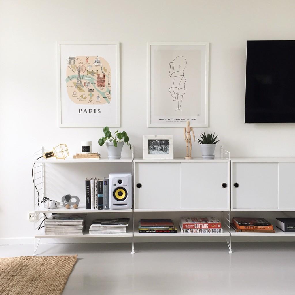errores al decorar con soluciones sencillas salón