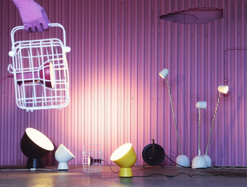 Colección Ikea PS 2017 Lámparas