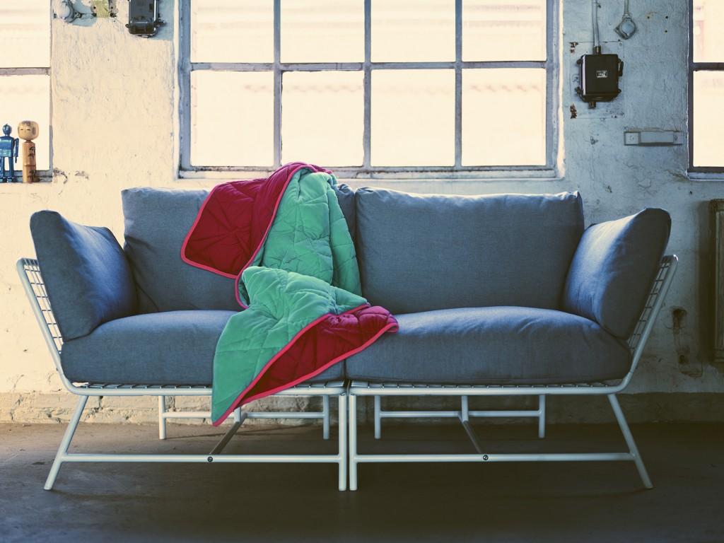 Colección Ikea PS 2017 sofá plegable