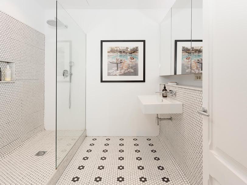Apartamento en l'Eixample de Barcelona baño