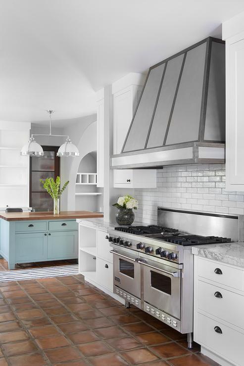 tendencias decoración nórdica 20174 terracota en la cocina