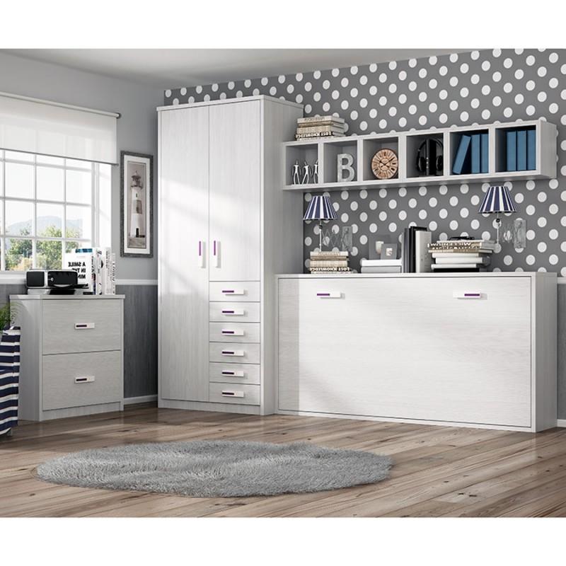 dormitorio multiusos dormitorio-igor-blanco
