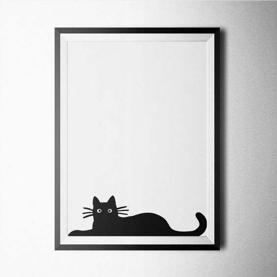 Redecorar dormitorio nórdico gato