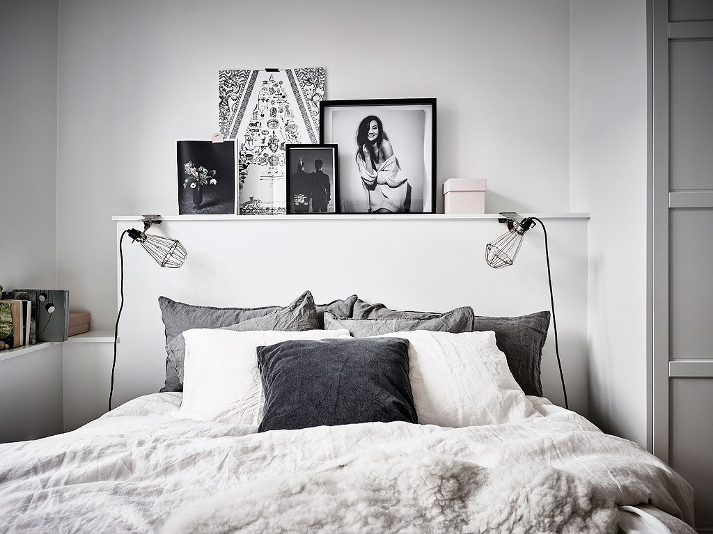 Renovar un dormitorio de estilo nórdico cabecero