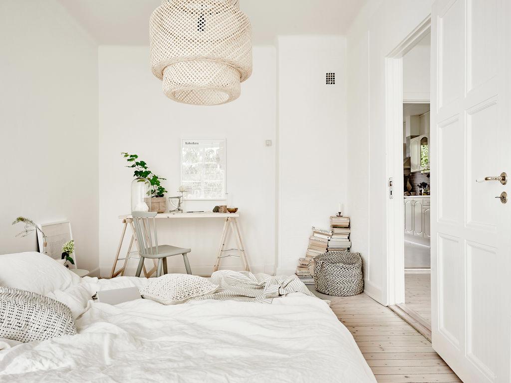 Decorar mi dormitorio con estilo nórdico
