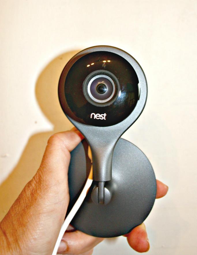 Cámara de Seguridad Nest Indoor