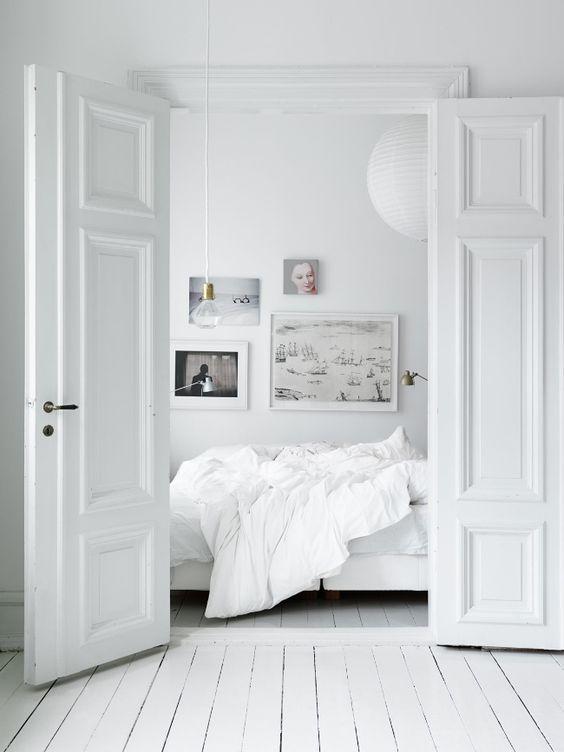 Renovar un dormitorio de estilo nórdico