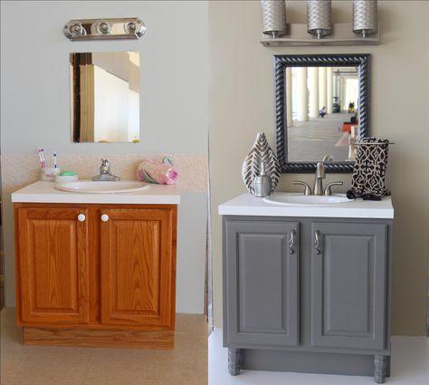 soluciones low cost para renovar un baño pasado de moda