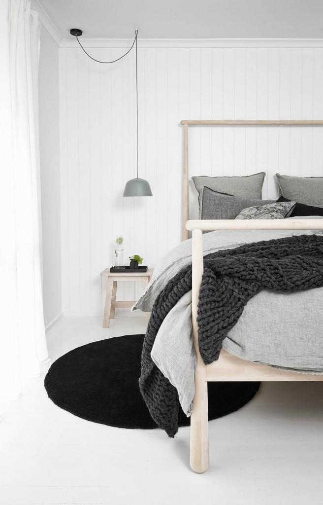 Redecorar un dormitorio de estilo nórdico