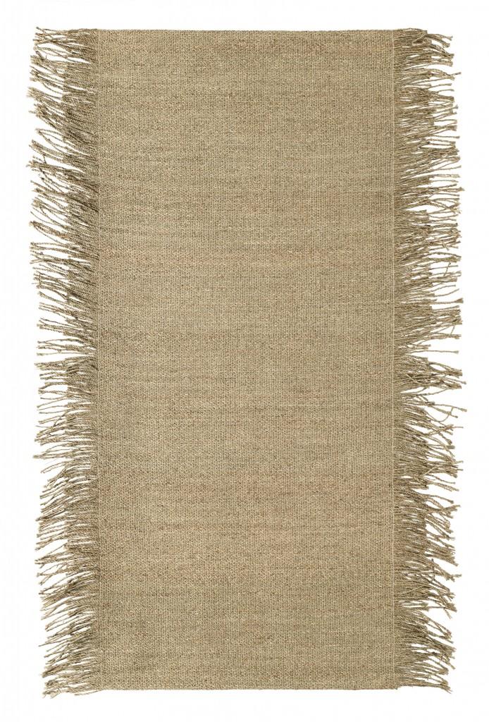 Edición limitada jassa de Ikea alfombra junco marino