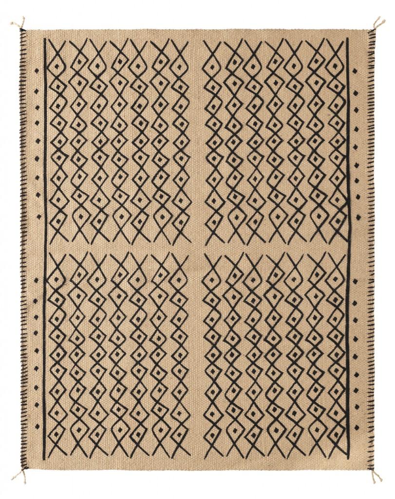 Edición limitada jassa de ikea alfombra yute