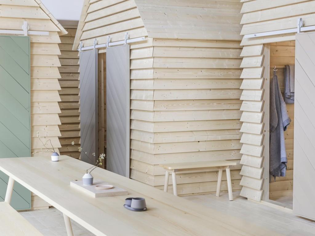Hygge en un hotel de inspiración nórdica en Paris