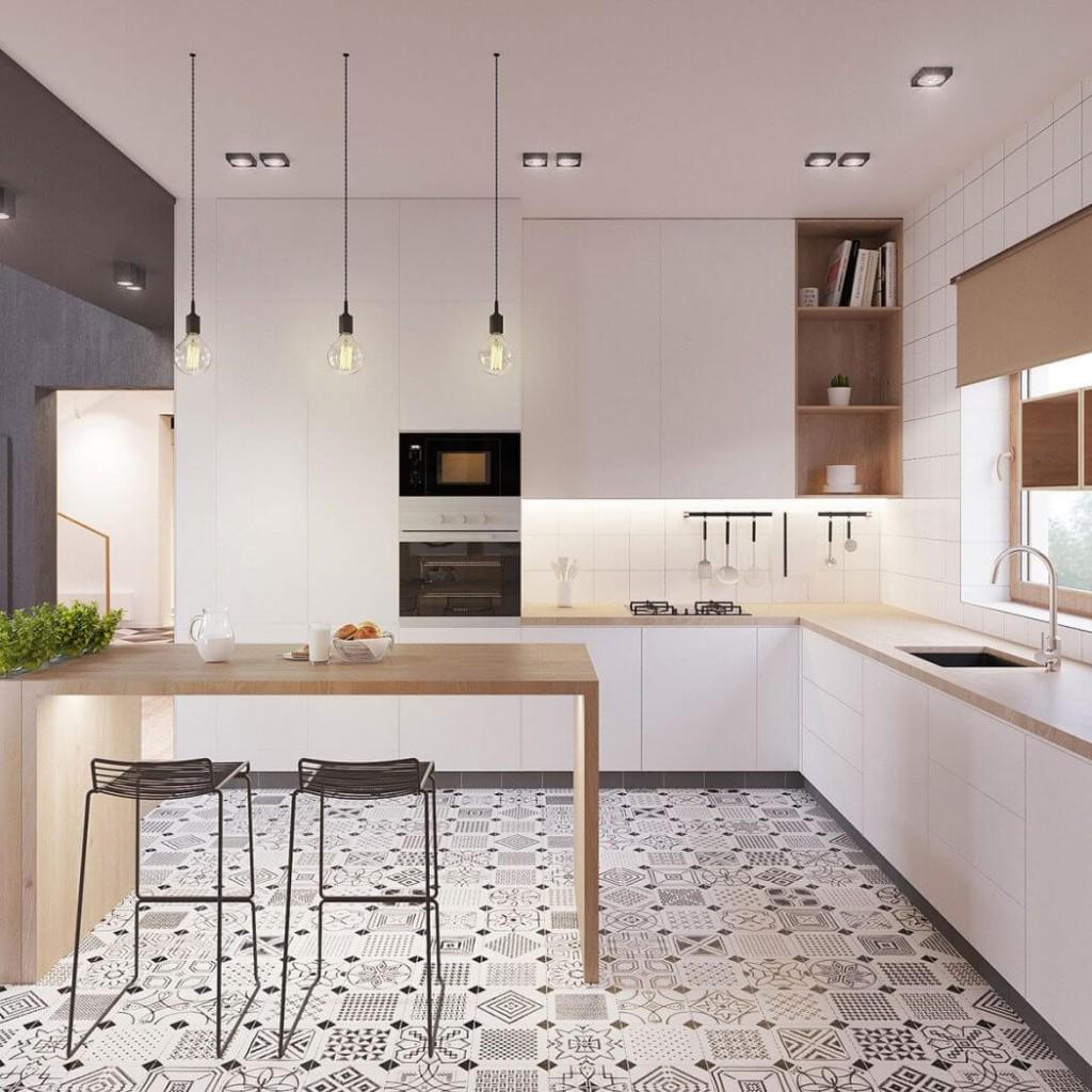errores al decorar una cocina estilo nordico