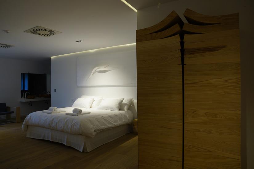 Escapada de Semana Santa Arantza Hotela armario