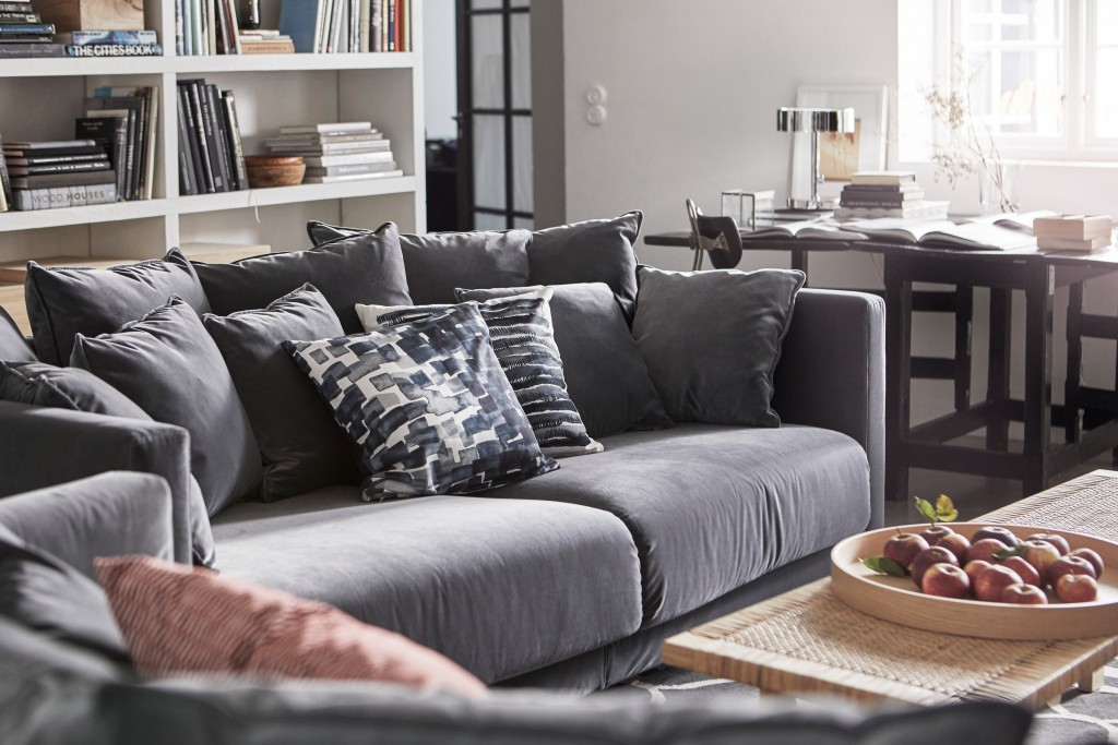 ikea-colección-stockholm-2017 sofa-3-plazas