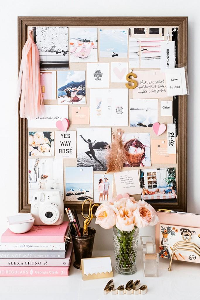 Una bonita vivienda con pinceladas rosas