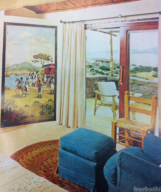 Tendencias de decoración de los 70