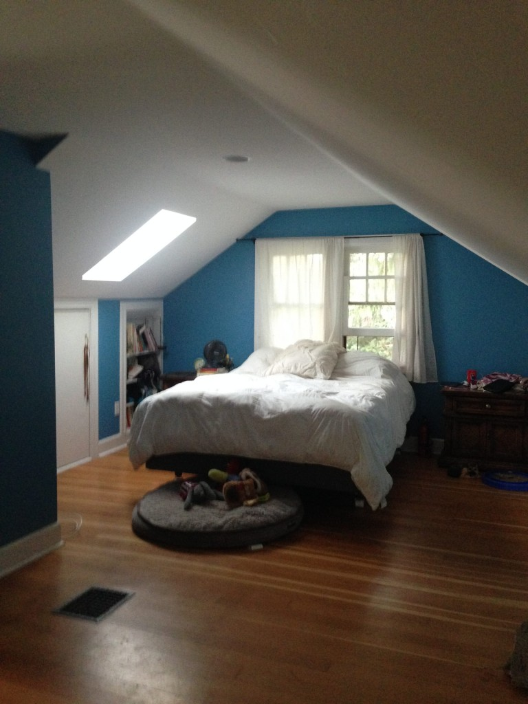 Comprar herramientas online - Antes y después de un dormitorio