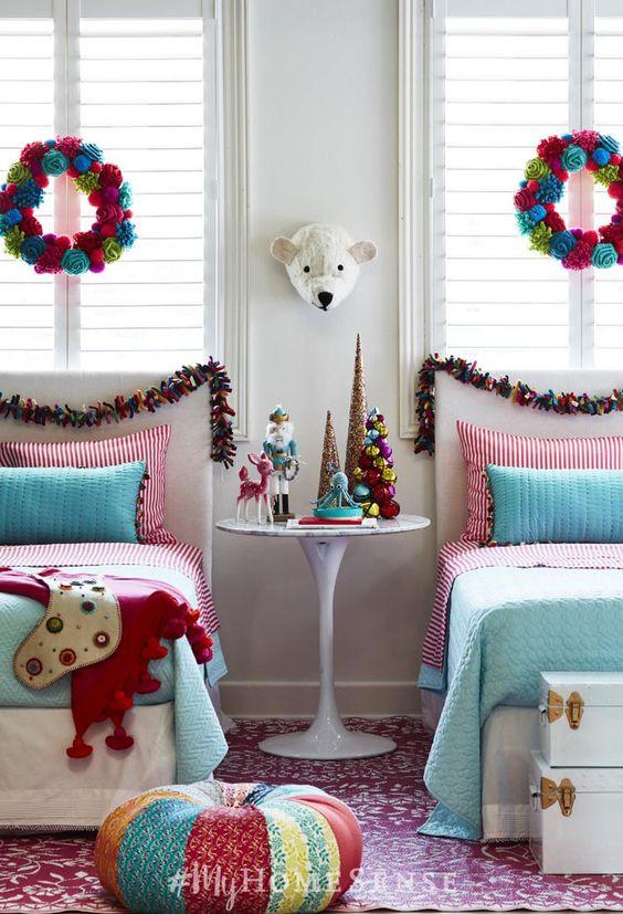 Dormitorios juveniles y Reyes Magos