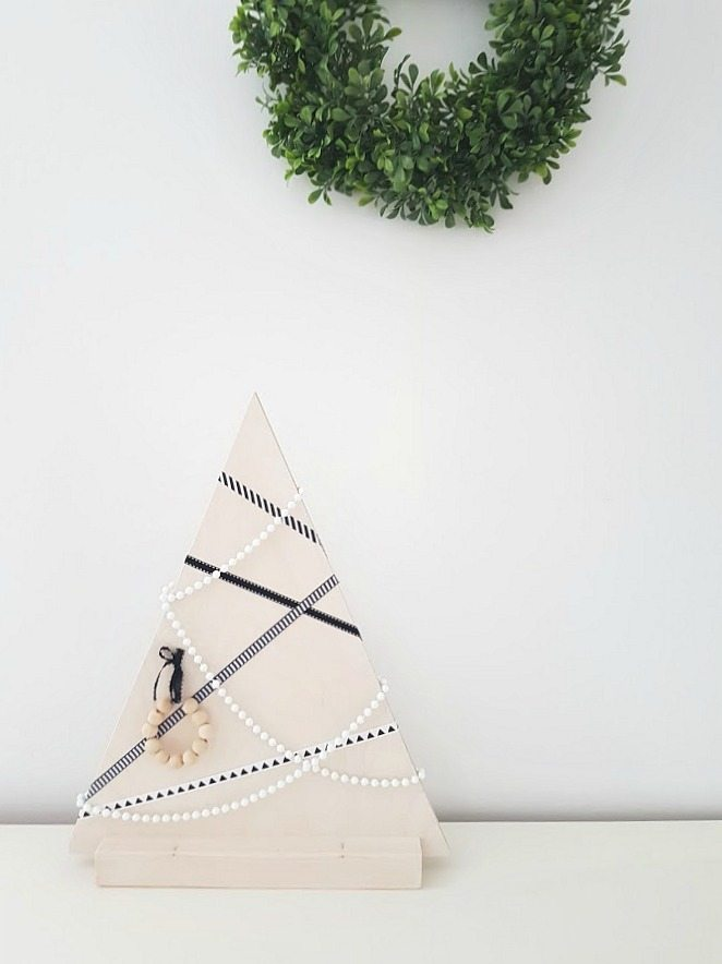 Tendencias de Navidad árbol DIY