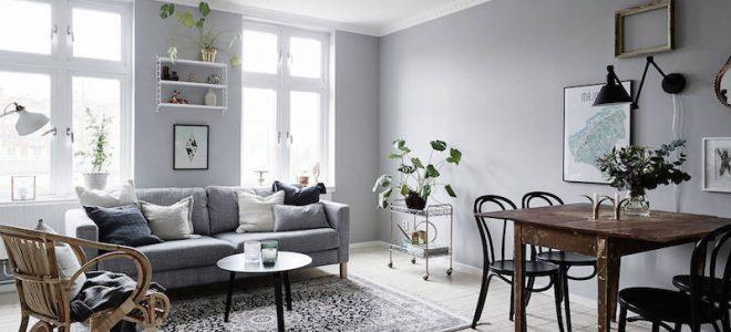 Decorar un salón con estilo nórdico paso a paso