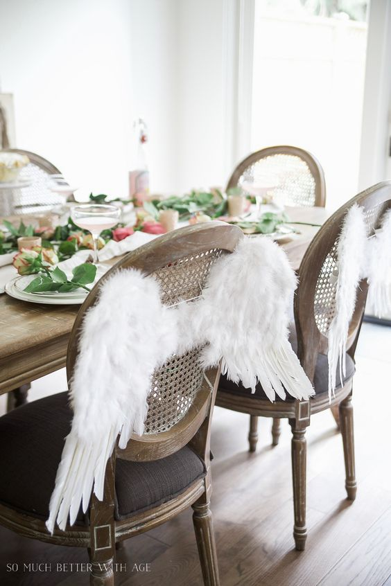 mesa de san valentin alas