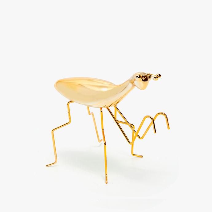 Novedades Zara Home figura insecto