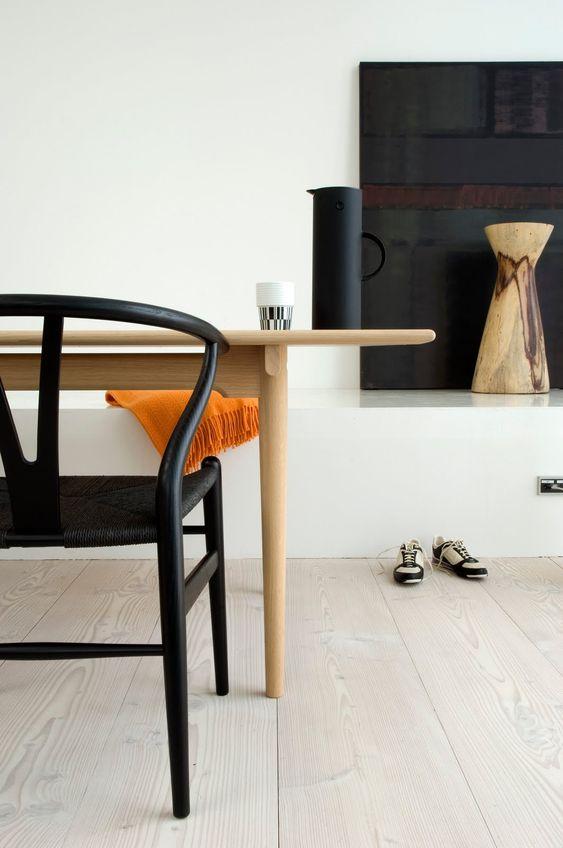 Wishbone, una icónica silla a tener en cuenta