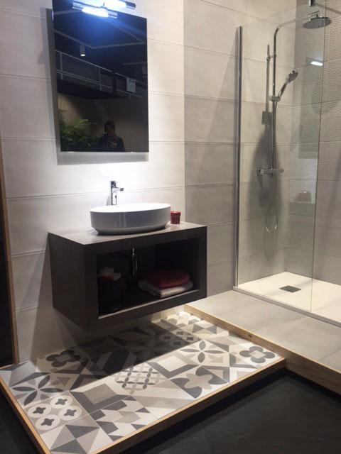 Decoración del baño Gala mosaico