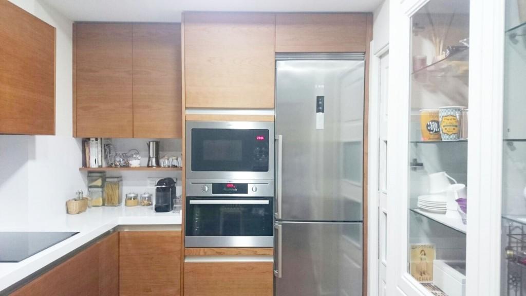 cocina acogedora