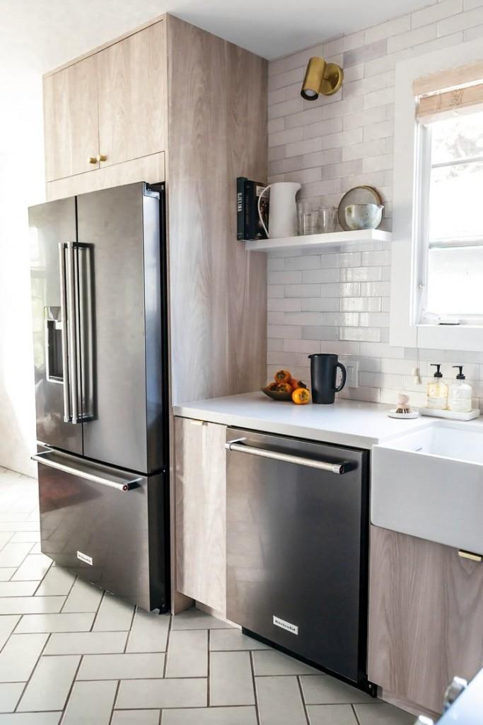 Renovar cocina pequeña