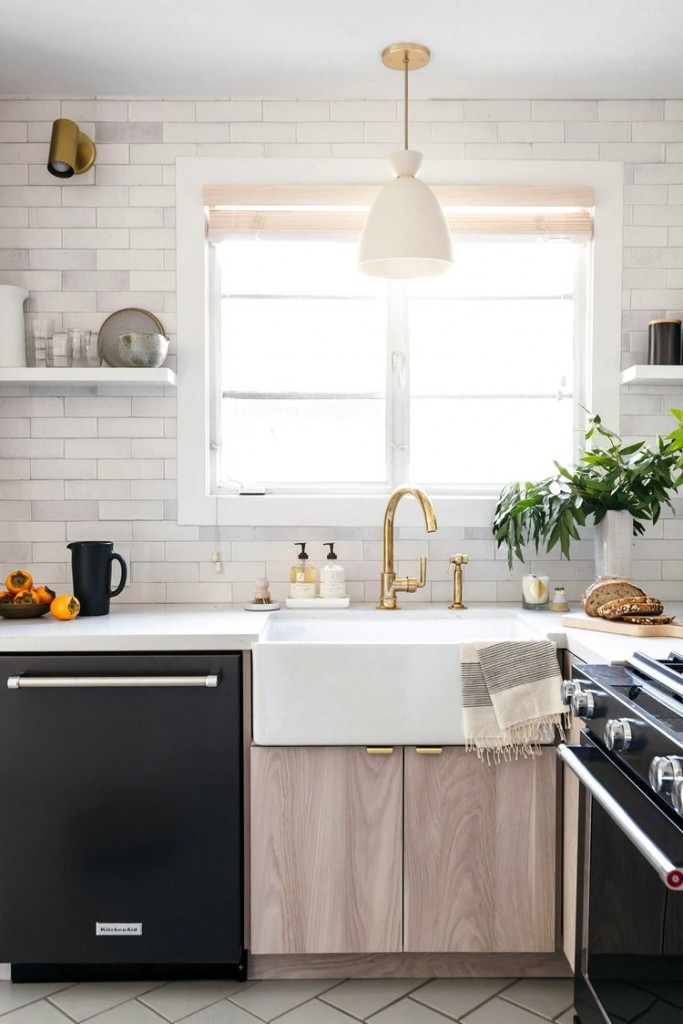 Renovación cocina pequeña